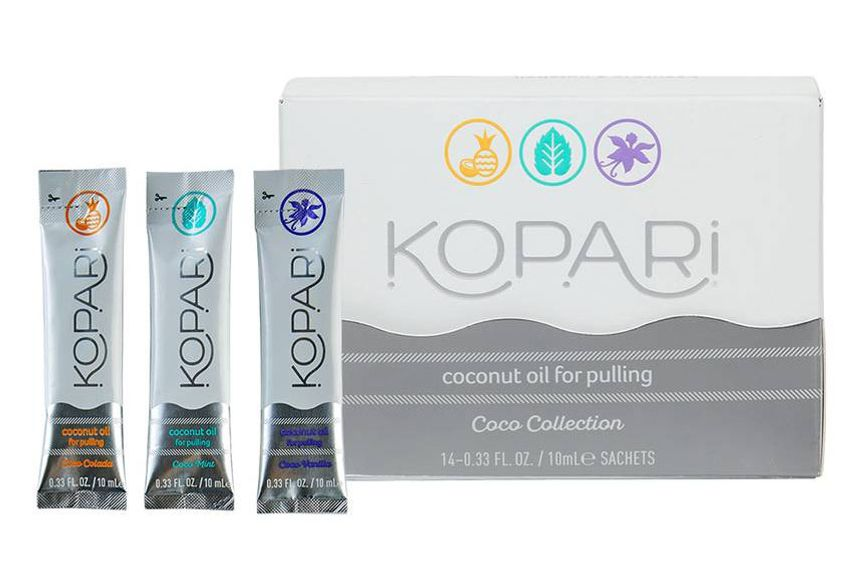 A Review Of Koparis Coconut Oil For Oil Pulling