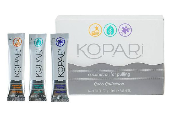 Kopari Coconut Oil for Pulling