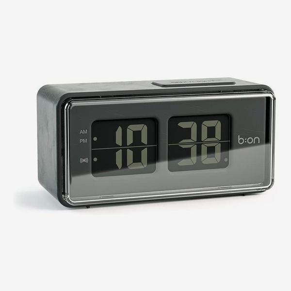Balvi B:ON Digital Flip Style Alarm Clock