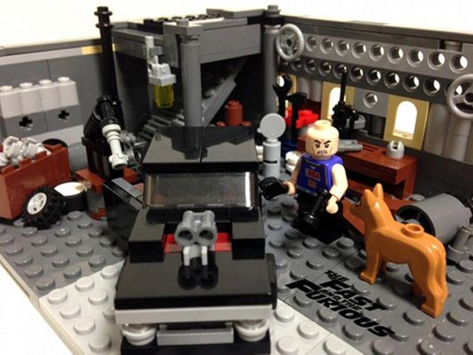 See Some Custom Made Lego Movie And Tv Sets Vulture