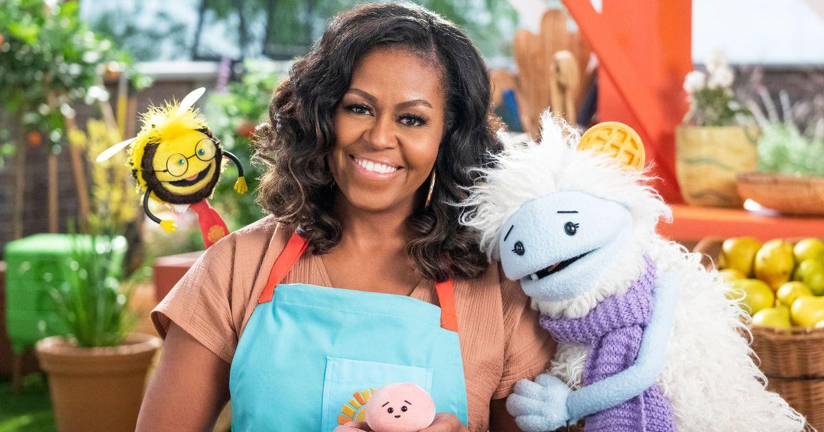 Savor the Adorable Waffles + Mochi Trailer, Starring Michelle Obama - Vulture