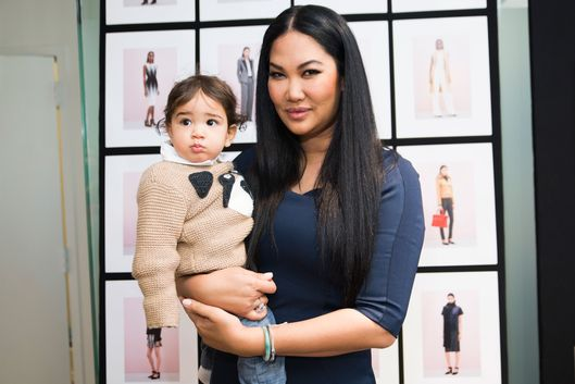 Kimora Lee Wants to Write the Sequel to Lean In -- The Cut