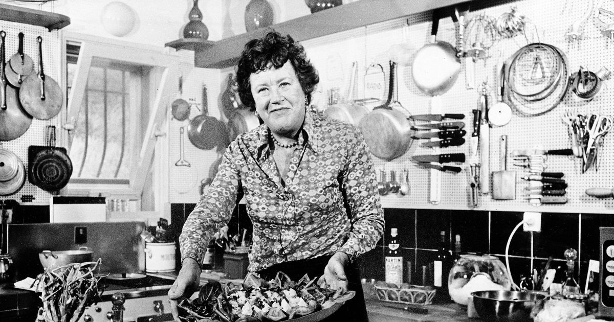 The First French Meals of Julia Child, M.F.K. Fisher, and James Beard