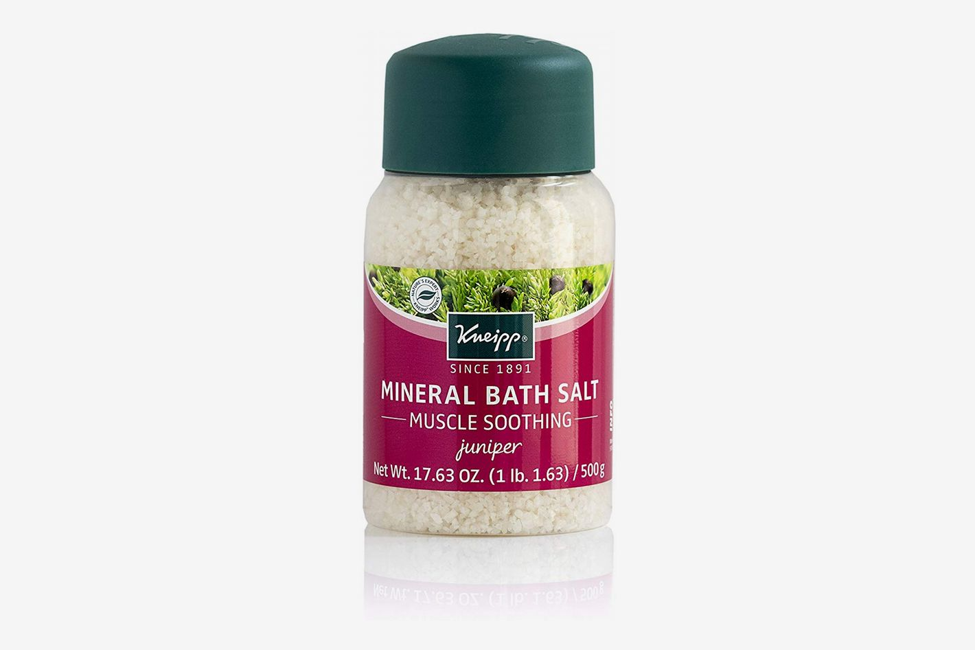 Kneipp Mineral Bath Salt, Muscle Soothing, Juniper