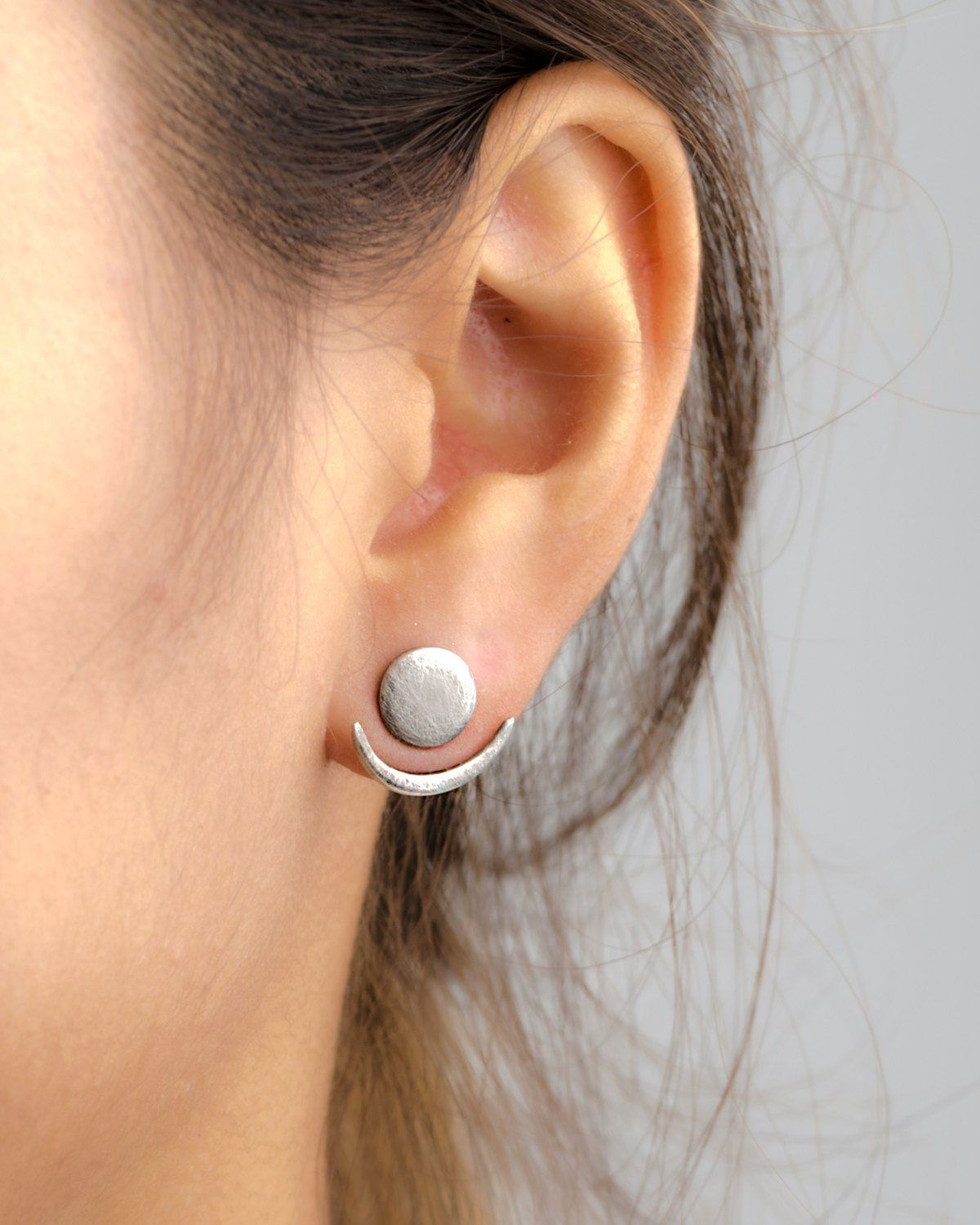Lunai Moon Phase Ear Jackets