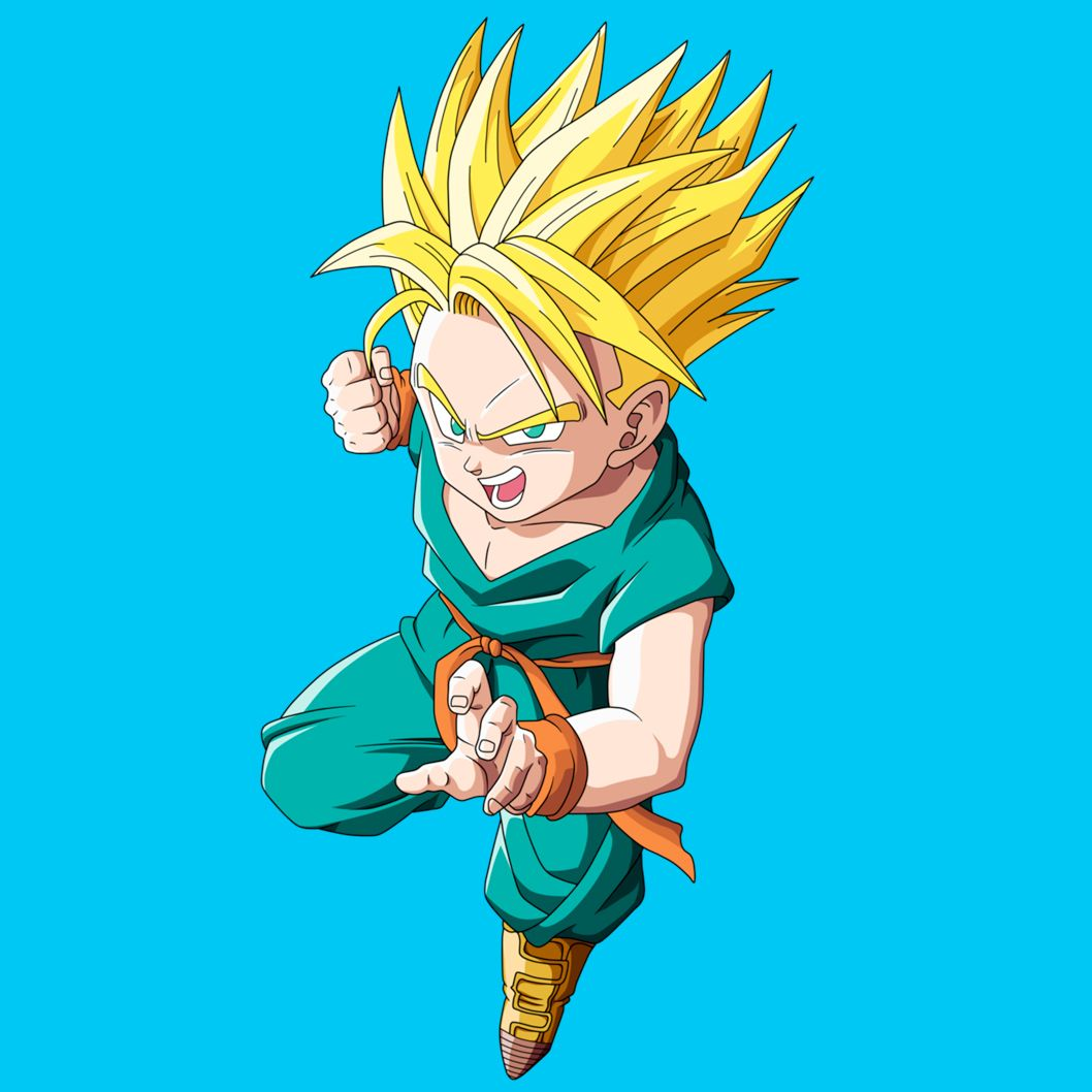 Kid Trunks (Super Saiyan)