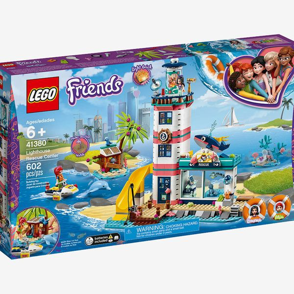 LEGO Friends Lighthouse Rescue Center, Ages 6+