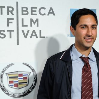 Actor Maulik Pancholy attends the