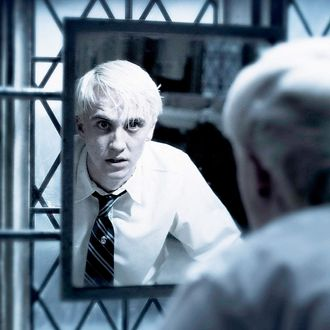 j k rowling is unnerved by everyone s crushes on draco malfoy