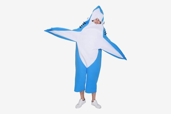 EraSpooky Adult Shark Costume