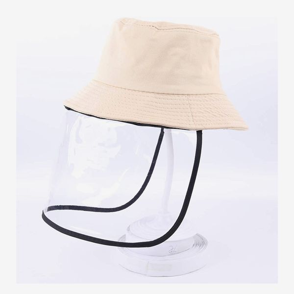 KID face shield bucket hat and cap Boys and Girls Bright colors fun style