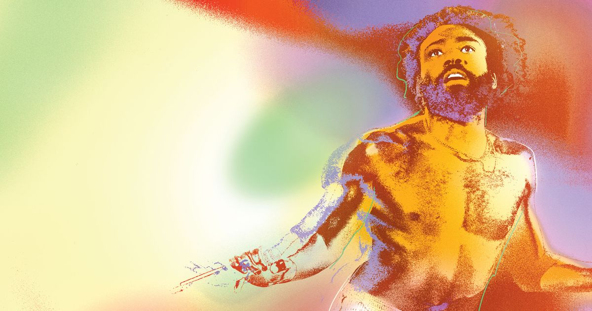 Tracing the Career Arc of Donald Glover, a Quintuple Threat