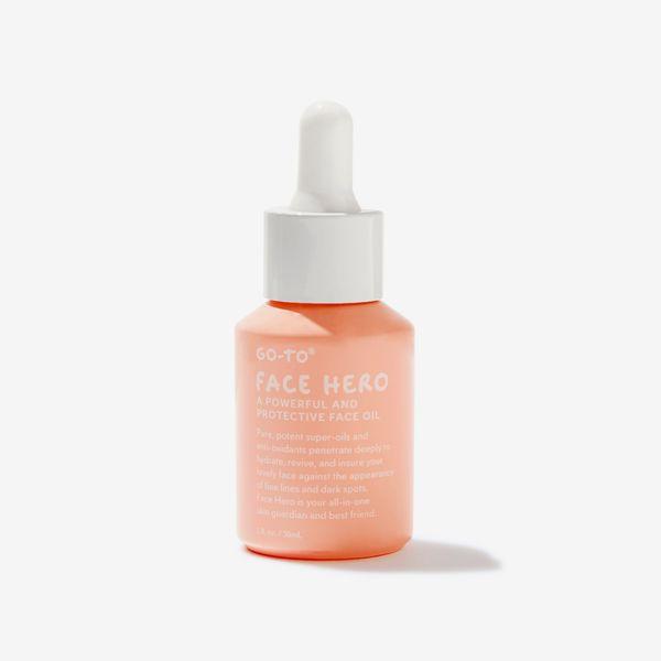 Go-To Skincare Face Hero Face Oil
