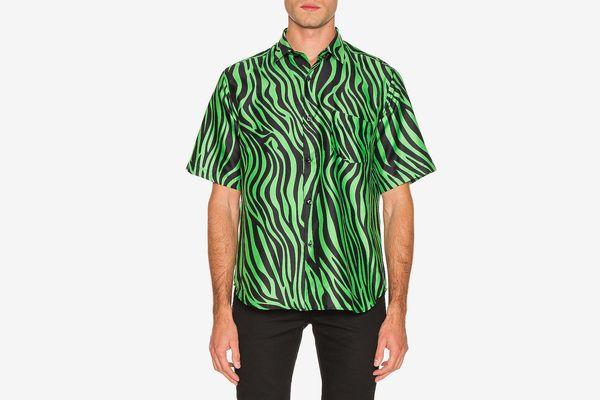 Cobra SC Model 1 Shirt, Neon Zebra