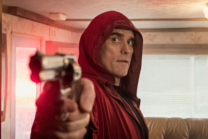 Matt Dillon In The House That Jack Built. Photo: IFC Films