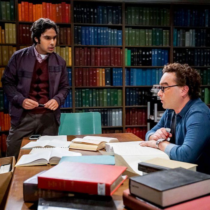 The Big Bang Theory Recap, Season 12, Episode 9