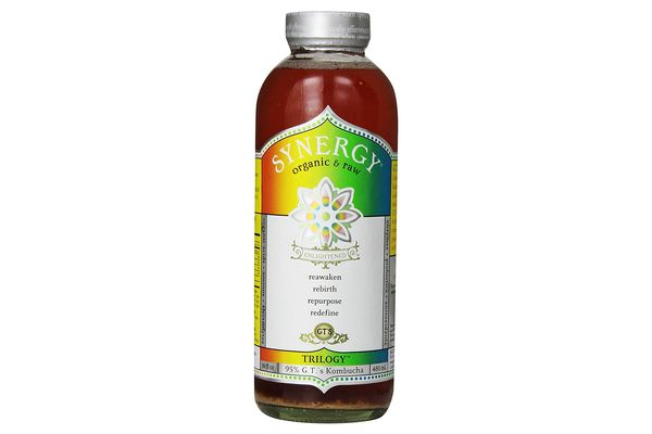 GT's Organic Kombucha, Synergy-Trilogy, 16 oz