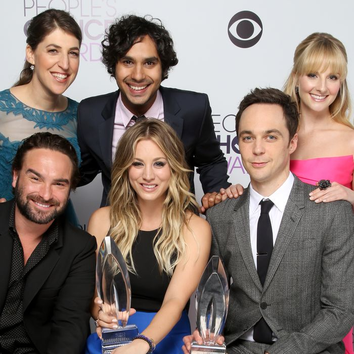 We Estimated The Big Bang Theory Stars Total Earnings