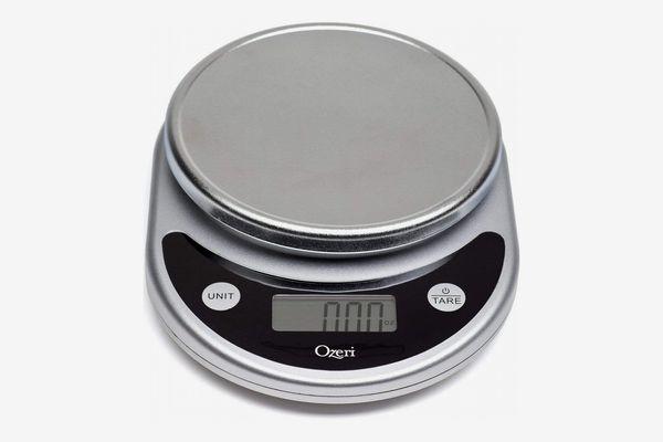 ozeri digital kitchen food scale teal