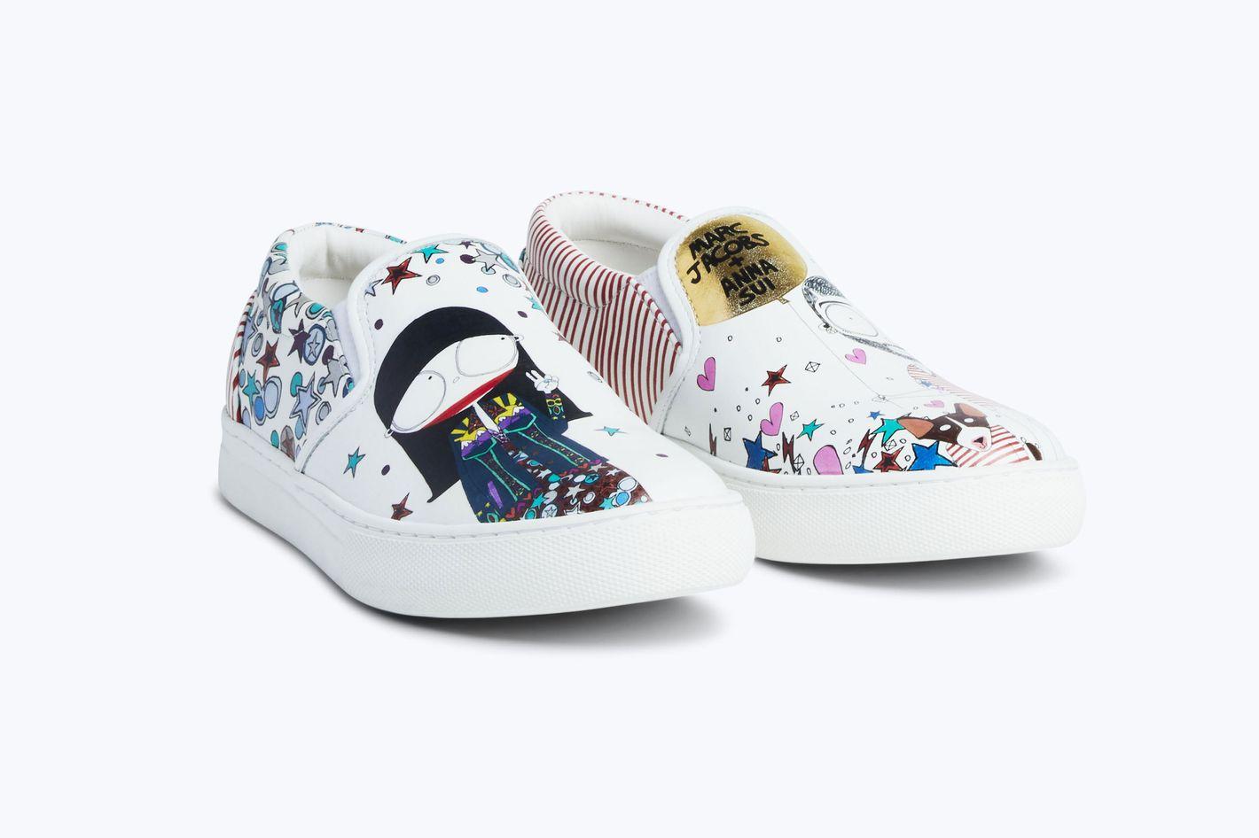 Marc & Anna Slip On Sneaker