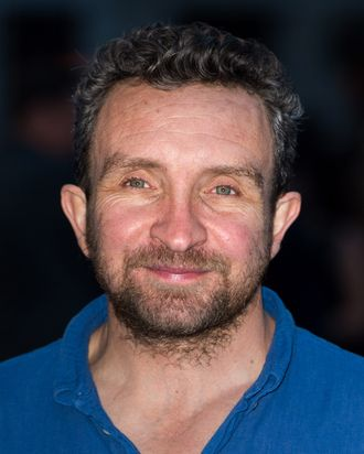 Eddie Marsan attends the London Premiere of 'Filth' at Odeon West End on September 30, 2013 in London, England.