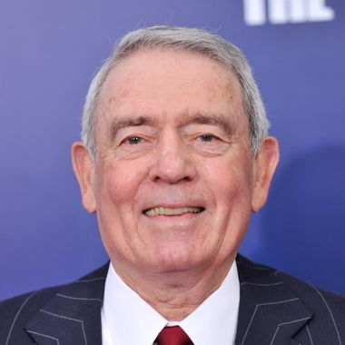 """NEW YORK, NY - OCTOBER 05:  Dan Rather attends the premiere of """"The Ides of March"""" at the Ziegfeld Theater on October 5, 2011 in New York City.  (Photo by Stephen Lovekin/Getty Images)"""