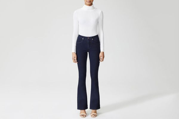 Sava High Rise Flare Jeans