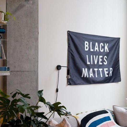 BLM Flags Black Lives Matter Flag 3x5 Feet