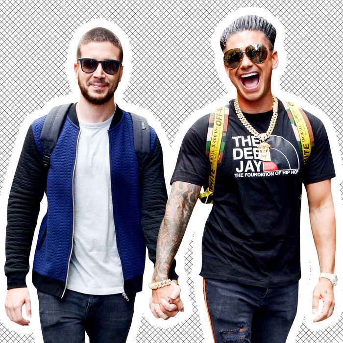8e19be925976 Our Double Shot at Love with Vinny and Pauly D