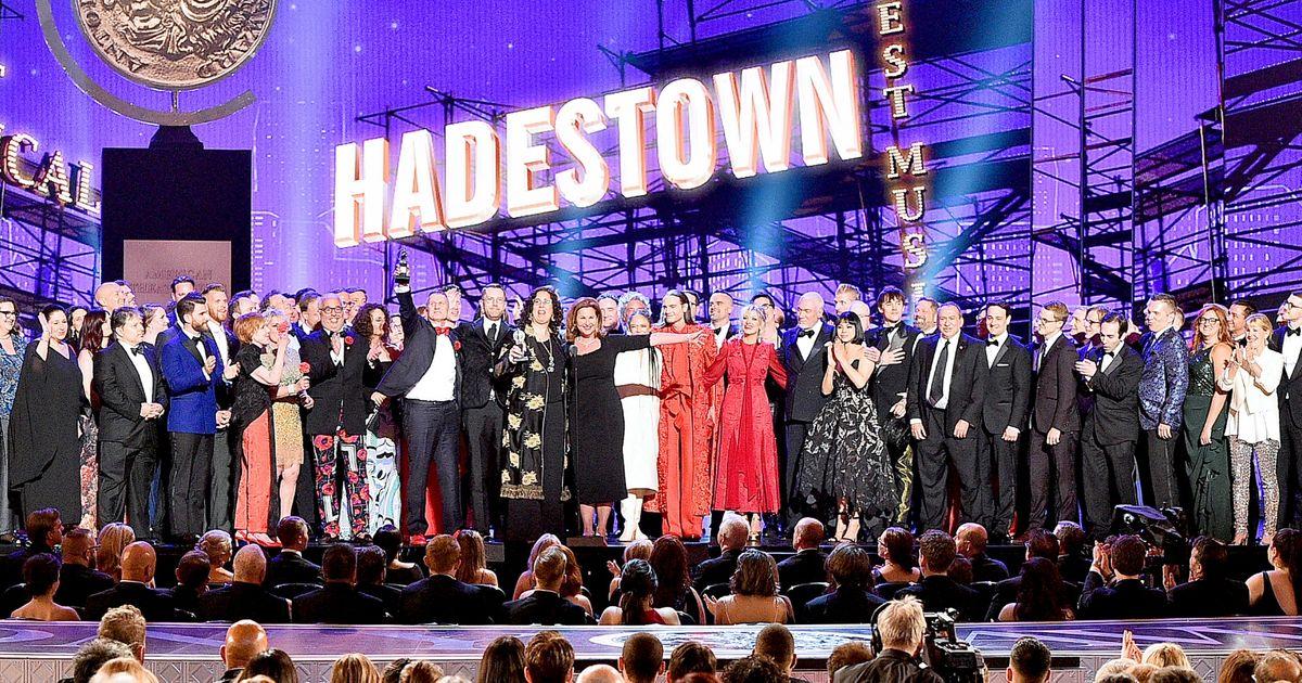 The 2019 Tony Awards cover image