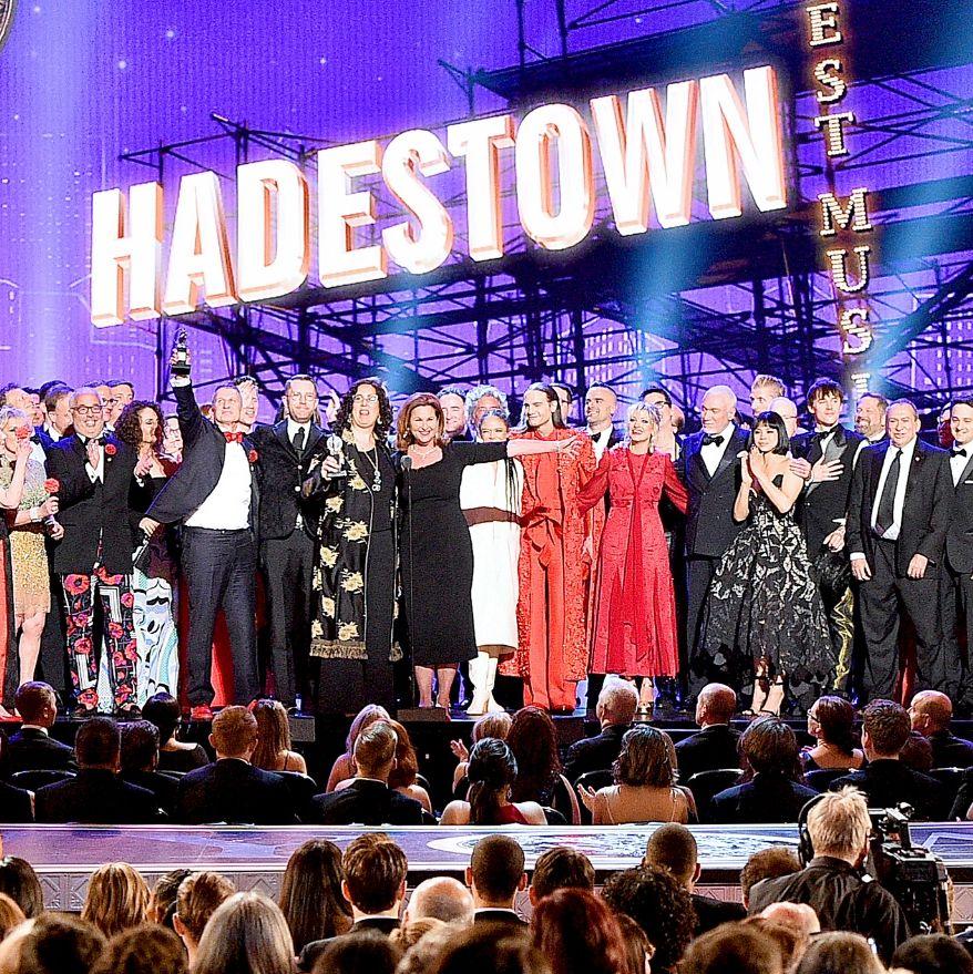 Congratulations Tony Winners - McLaren Theater Engineering