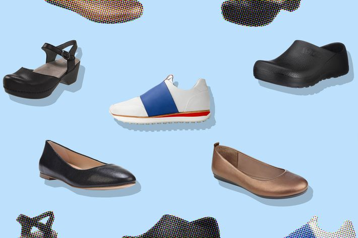 ... of our Ask the Strategist post on the most comfortable and stylish  flats for under $200, we figured you guys wanted some more comfy-shoes  content.