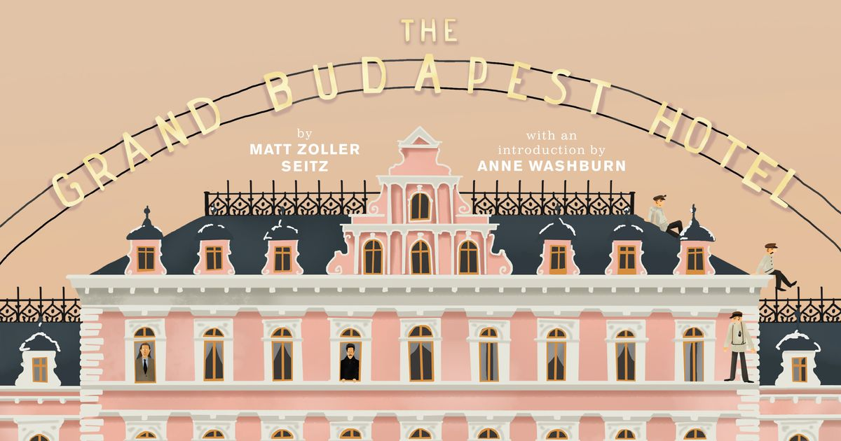 grand budapest hotel tv guide