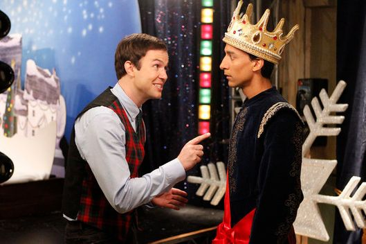 "COMMUNITY -- ""Regional Holiday Music"" Episode 311 -- Pictured: Danny Pudi as Abed."