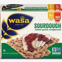 Wasa Sourdough Crispbread (Pack of 12)