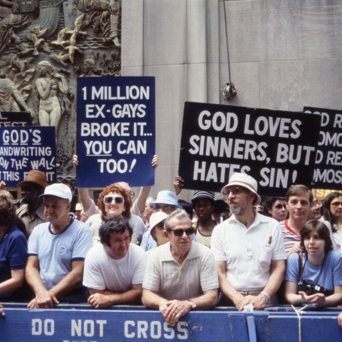 b0a966a1e416b6 A Revolt by Conservative Christians Just Happens to Coincide With Pride  Month