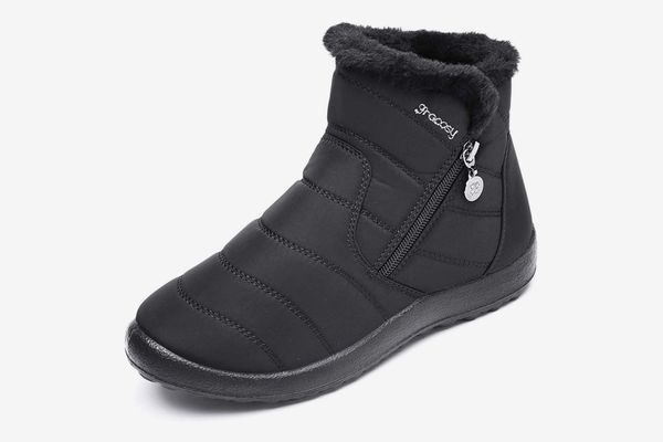 Gracosy Snow Boots
