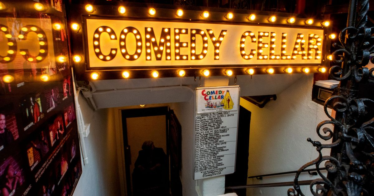 Here's How Comedy Clubs Are Dealing With Coronavirus