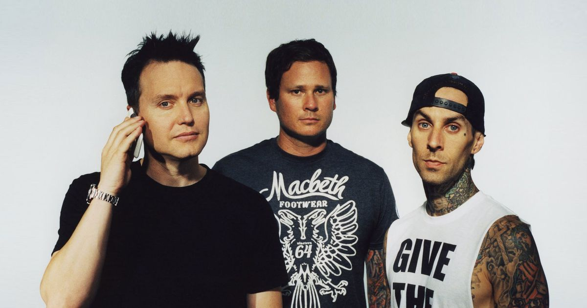 Blink-182 confirm they have a new album coming out in 2016