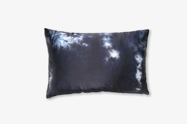 Upstate Silk Pillowcase in Midnight