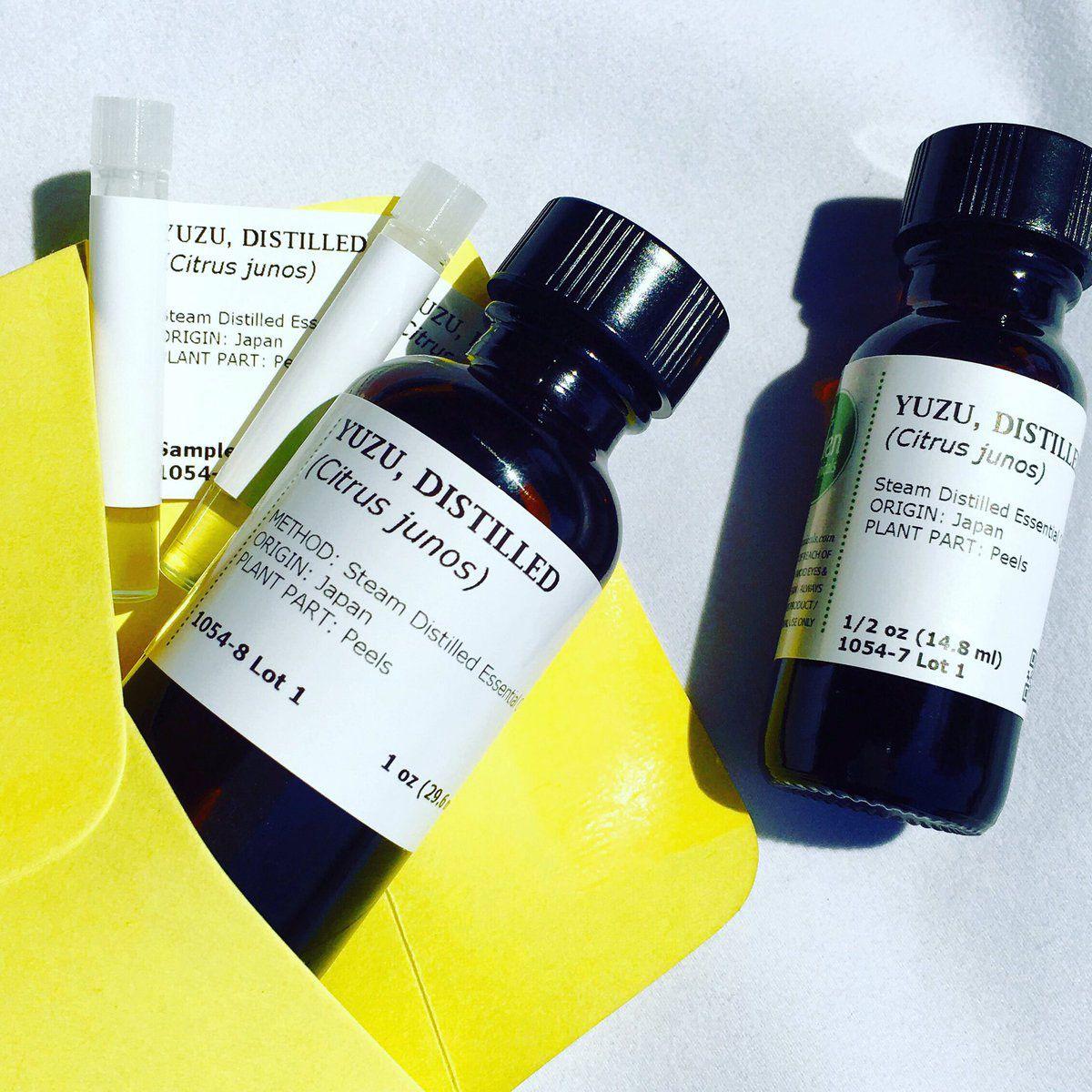 Eden Botanicals Yuzu Essential Oil