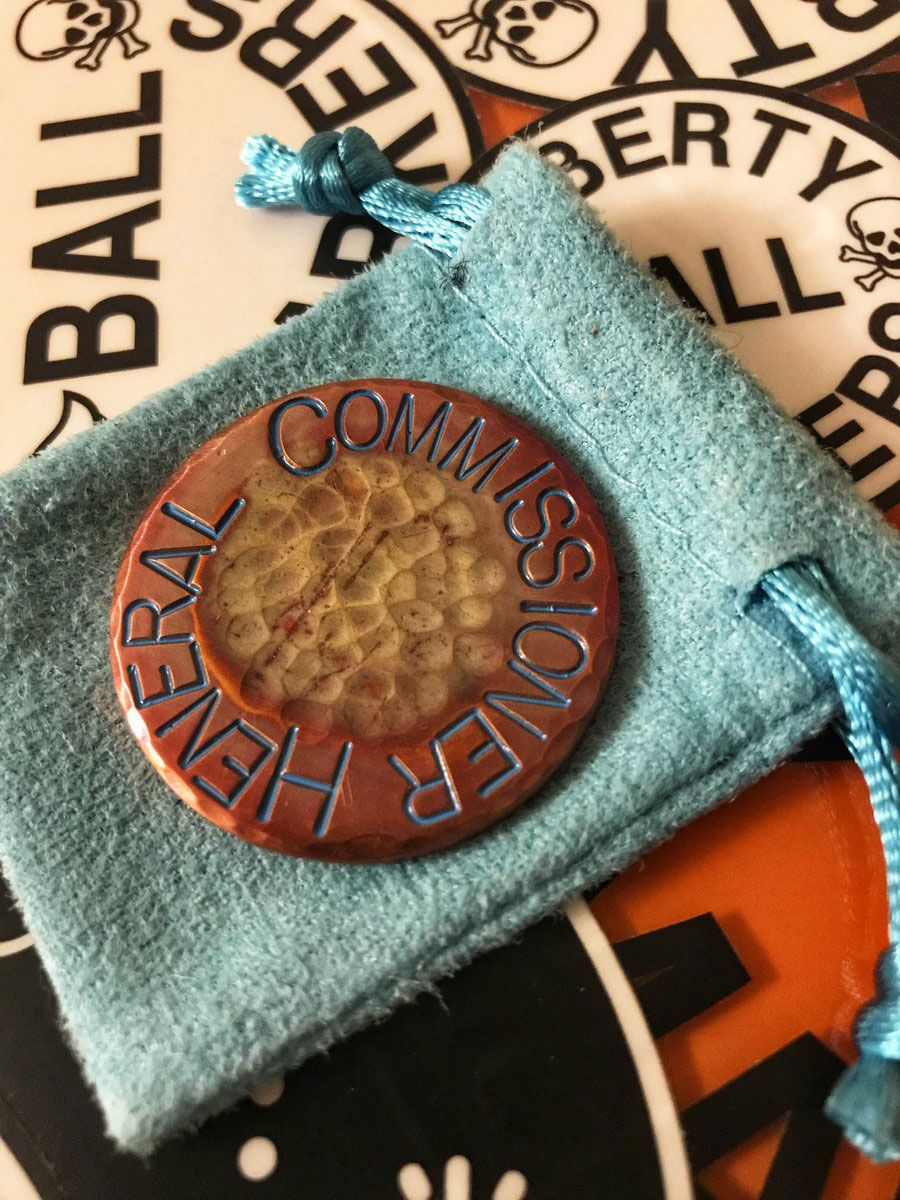 Liberty Ball Markers Custom Ball Marker