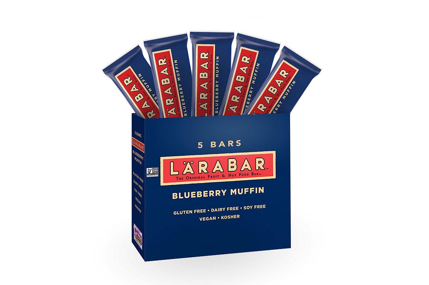 Larabar's Blueberry Muffin Bar