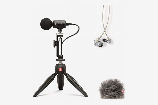 Shure MV88+ Mobile Vlogging Kit