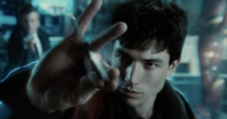 Ezra Miller S The Flash Will Appear In Suicide Squad