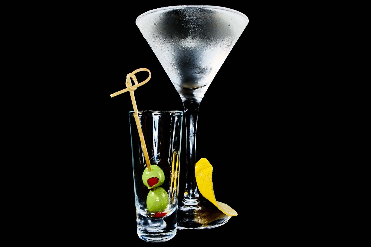 the absolute best martini in nyc - Best Glass