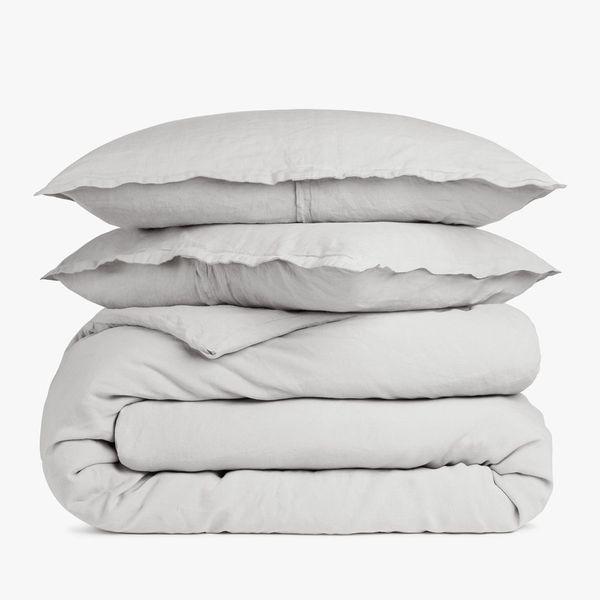 Parachute Linen Duvet-Cover Set