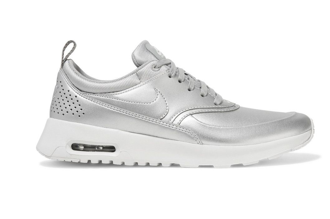 Nike Air Max Thea Metallic Sneakers