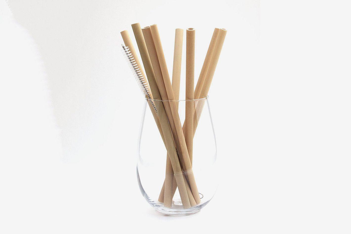Buluh Straws, Set of 8