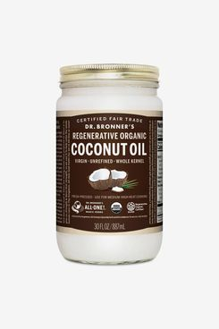 Dr. Bronner's Organic Virgin Coconut Oil
